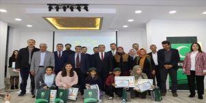 'Sağlıklı Nesil Sağlıklı Gelecek Yarışması' Ödülleri Verildi