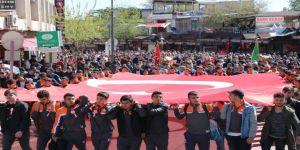 Şanlıurfa'nın Kurtuluş Yıldönümü Coşkuyla Kutlanıyor