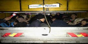 Çanakkale'de Göçmen Kaçakçılığı