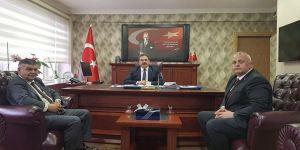 MHP Gebze'den Güler'e ziyaret