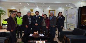 Mardin'de Polis Haftası Etkinlikleri