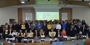 Konya'da Sağlık Çalışanlarına Etkili İletişim Eğitimi
