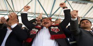 Başkan Vidinlioğlu İle Başkan Aydın, Kastamonuspor'a Destek Oldu