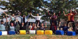 Öğretmenler 'Sıfır Atık' Projesi İçin İşaret Diliyle Tüm Türkiye'ye Mesaj Verdi