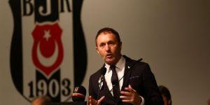 Beşiktaş'ta Seçim Öncesi Hürser Tekinoktay'a Divan Kurulu'ndan Ret Cevabı