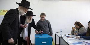 İsrail seçimlerinin resmi sonuçları açıklandı