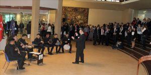 Avrupa Konseyi'nde Edirneli çocukların sesi yankılandı