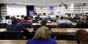 KAYSO'da Dış Ticaret Bilgilendirme Semineri Düzenlendi