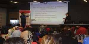 Rehber Öğretmenlere Seminer Düzenlendi