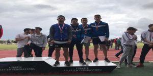 Okullararası Gençler A-b Atletizm Türkiye Birinciliği Yarışları Sona Erdi