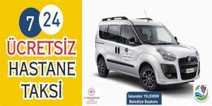 Hastalara Ücretsiz Taksi