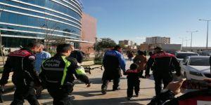 Polisler Minik Umut Eymen'in Hayalini Gerçekleştirdi