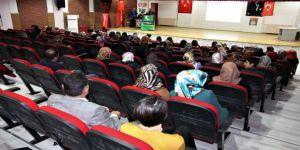 """Elazığ'da """"Sağlıklı Yaşam, Sağlıklı Gelecek"""" Semineri"""