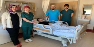 Mardin Devlet Hastanesi'nde İlk Kez Kornea Nakli Gerçekleşti