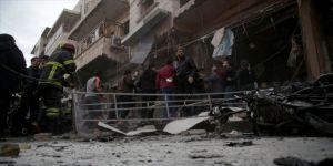 Bab'daki bombalı saldırıda 3 kişi yaralandı