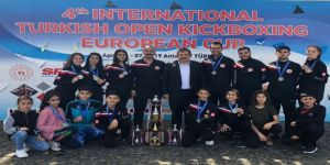 Diyarbakırlı Kick Boksçulardan Madalyalara Ambargo