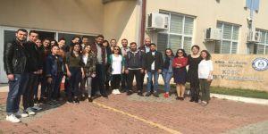 Köşk Myo'da 'İş Kulübü' Eğitimi Düzenlendi