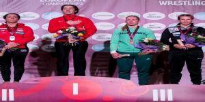 Avrupa Şampiyonu Yasemin Adar'dan Teşekkür Mesajı
