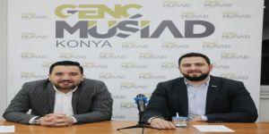 Genç Müsiad Konya Şubesinde Konferans