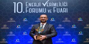 Aytaç Gıda'ya enerji verimliliği ödülü