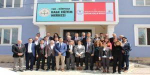'Halk Eğitim Merkezi Müdürleri Nisan Ayı Toplantısı' Yapıldı
