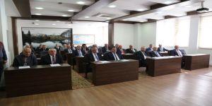 Artvin'de İl Genel Meclisi İlk Toplantısını Yaptı