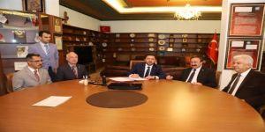 Nevşehir Belediyesinde Sosyal Denge Sözleşmesi İmzalandı
