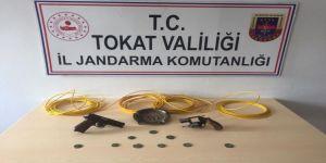 Tokat'ta Tarihi Eser Operasyonu: 11 Gözaltı