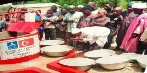 Düzceli Ak Kadınlardan Afrika'ya Can Suyu