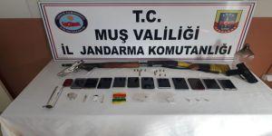 Muş'ta Uyuşturucu Operasyonu: 14 Gözaltı