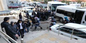 Zonguldak'ta Fetö/pdy Soruşturması Kapsamında 18 Kişi Tutuklandı