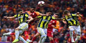 Fenerbahçe İle Galatasaray 389. Randevuda
