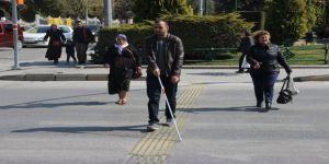Görme Engellilerin Engelleri Görünmüyor