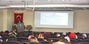 Kütahya'da Müdür Ve Öğretmenler İle Diyabetli Çocuk Velilerine Diyabet Eğitimi