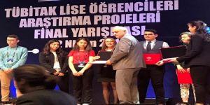 Muğla Bilsem Türkiye Üçüncüsü