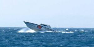 Sür'at Tekneleri İle Göçmen Kaçakçılığı Yapanlara Nefes Kesen Operasyon