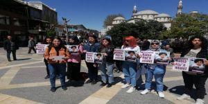 Kadın Meclisinden 'Rabia Naz'a Adalet' Eylemi