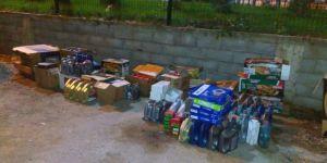 Osmaniye'de Motor Yağı Hırsızlığı: 3 Gözaltı