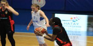 Kadınlar Basketbol Süper Ligi: Hatay Büyükşehir Belediyespor: 82 - Bellona Kayseri: 68