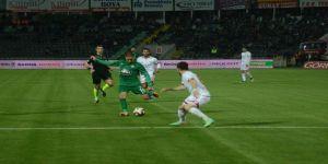 Spor Toto 1 Lig: Abalı Denizlispor: 0 - Boluspor: 0