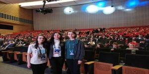 Finalli Öğrencilerin Tübitak Başarısı