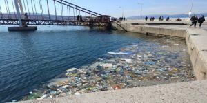 Bandırma'da Deniz Kirliliği
