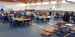 Güroymak'ta Okullar Arası Satranç Turnuvası