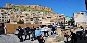 Mardin'e Turist Akını