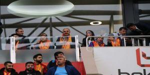 Spor Toto Süper Lig: İstikbal Mobilya Kayserispor: 0 - Mke Ankaragücü: 0 (İlk Yarı)