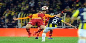 Spor Toto Süper Lig: Fenerbahçe: 1 - Galatasaray: 1 (Maç Sonucu)