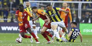 Fenerbahçe-Galatasaray derbisinde kazanan çıkmadı