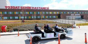 Yozgat'ta Hastalara 5 Yıldızlı Konfor