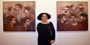 Sanko Sanat Galerisinde Suretler Konulu Resim Sergisi