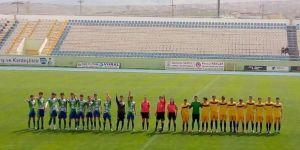 Kocasinan Şimşekspor U-15 Takımı Türkiye Şampiyonası'na Veda Etti